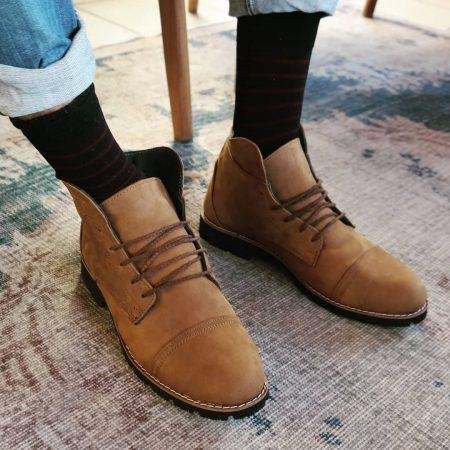 And this will go down in history as the first male shoe we've ever developed ~ and  this is the first time we share it.That is special to us and we want it to be special to you too.Whoever orders the first pair via WhatsApp gets it at 50% LESS!+27826193960THE PIONEERGENUINE LEATHERVINTAGE BROWNR2720Available in sizes 8 9 10 11 12pioneer /pʌɪəˈnɪə/A pioneer is someone who sees potential, an innovator who is willing to try new things. A pioneer pushes boundaries to advance a cause or idea or break a record. These men have experienced success in their field, sometimes by overcoming great challenges.#First #ApartOfHistory#Quality #Handmade #GenuineLeather#MadeInSouthAfrica#SouthAfricanEconomy #SmallBusiness #BigDeal